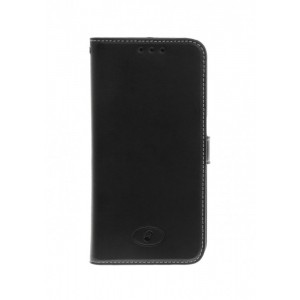 Samsung Galaxy S6 - etui na telefon i dokumenty - Insmat czarne