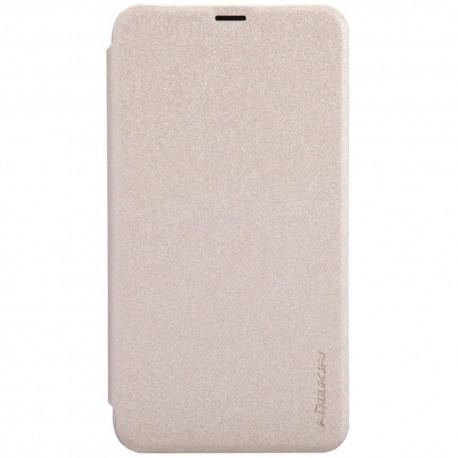 Nokia Lumia 630 / 635 - etui na telefon - Nillkin Sparkle złote