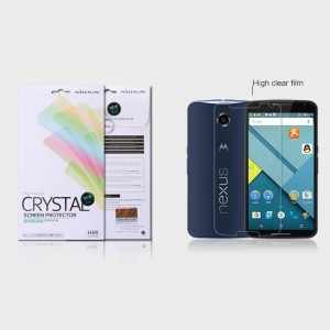 Motorola Nexus 6 - folia ochronna - Nillkin
