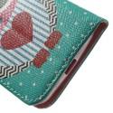Motorola Moto G2 Portfel Etui – Sowy 3