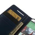 HTC One M8 Portfel Etui – Sonata Granatowy