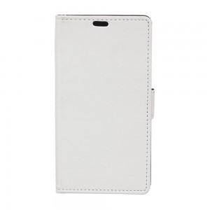 Huawei Y360 - etui na telefon i dokumenty - Litchi białe