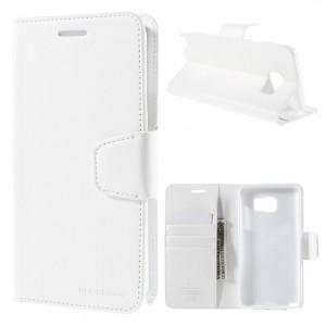 Samsung Galaxy Note 5 - etui na telefon i dokumenty - Sonata białe