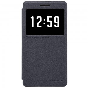 Huawei Honor 7 - etui na telefon - Nillkin Sparkle czarne