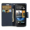 HTC One Mini Portfel Etui – Fancy Zielone