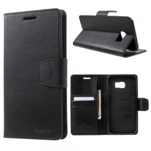 Samsung Galaxy S6 Edge+ 5.7″ - etui na telefon i dokumenty - Sonata czarne