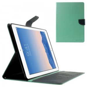 Apple iPad Air 2 - etui na tablet - Fancy Goospery cyjan