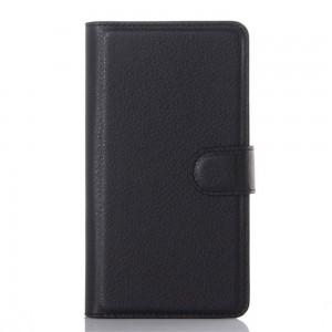 LG G4s H735 - etui na telefon i dokumenty - czarne