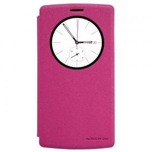 LG G4s H735 - etui na telefon - Nillkin Sparkle różowe V