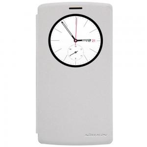 LG G4s H735 - etui na telefon - Nillkin Sparkle białe