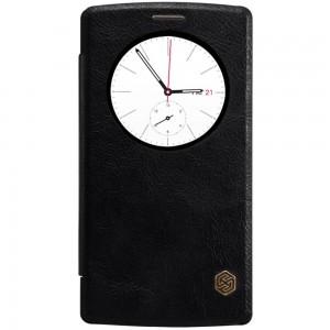 LG G4s H735 - etui na telefon - Nillkin Qin czarne