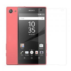 Sony Xperia Z5 Compact - szkło hartowane na ekran - grubość 0,3mm