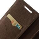 HTC Desire 816 Portfel Etui – Fancy Czarne