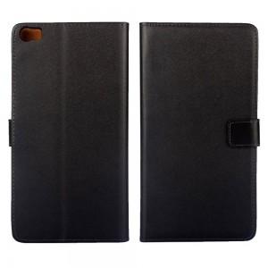 Huawei P8 Max - etui na telefon i dokumenty - czarne