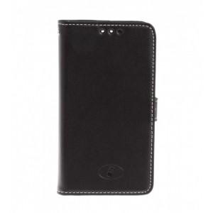 Huawei Y5 Genuine - etui na telefon i dokumenty - Insmat czarne