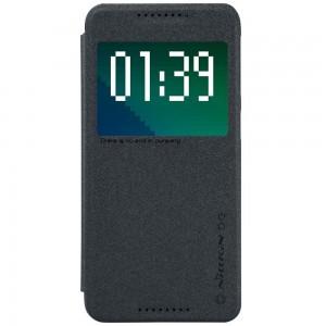 HTC Desire 626 - etui na telefon - Nillkin Sparkle czarne