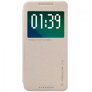 HTC Desire 626 - etui na telefon - Nillkin Sparkle złote
