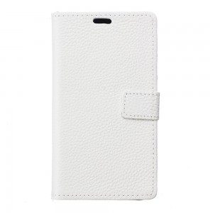 Huawei Nexus 6P - etui na telefon i dokumenty - Litchi białe