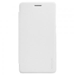 Huawei Honor 4C - etui na telefon - Sparkle białe