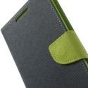 HTC Desire 816 Portfel Etui – Fancy Niebieski