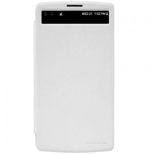 LG V10 - etui na telefon - Nillkin Sparke białe