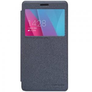 Huawei Honor 5X - etui na telefon - Nillkin Sparkle czarne