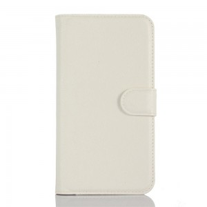 Microsoft Lumia 650 - etui na telefon i dokumenty - białe V