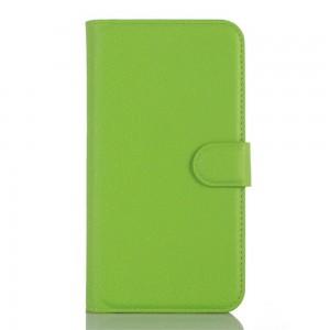 Microsoft Lumia 650 - etui na telefon i dokumenty - zielone