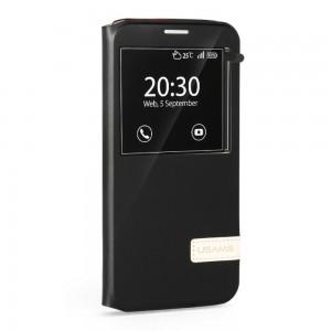 Samsung Galaxy S7 Edge - etui na telefon - USAMS Muge czarne