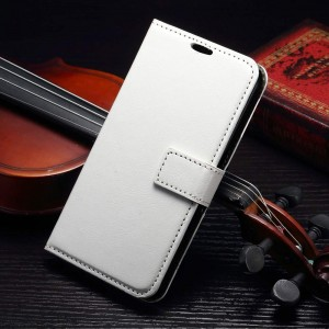 Samsung Galaxy S7 Edge - etui na telefon i dokumenty - CH białe
