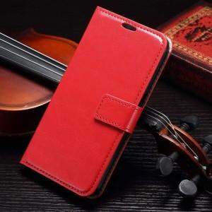 Samsung Galaxy S7 Edge - etui na telefon i dokumenty - CH czerwone