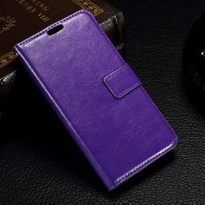 Microsoft Lumia 550 - etui na telefon i dokumenty - CH purpurowe