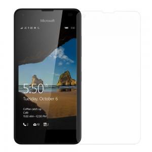 Microsoft Lumia 550 - szkło hartowane na ekran - grubość 0,3mm