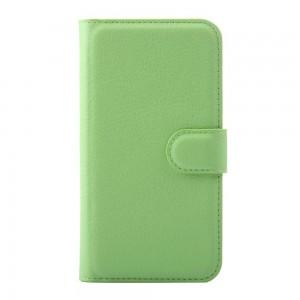 Huawei Y5 - etui na telefon i dokumenty - zielone