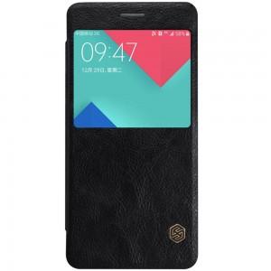 Samsung Galaxy A5 (2016) - etui na telefon - Nillkin Qin czarne