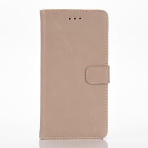 Huawei P9 Lite - etui na telefon i dokumenty - CH szare