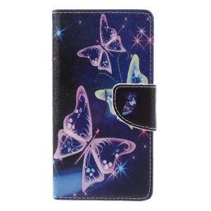 Huawei P9 Lite - etui na telefon i dokumenty - Motyle 2
