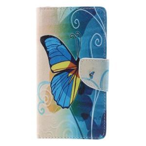 Huawei P9 Lite - etui na telefon i dokumenty - Motyle 1