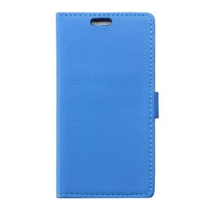 Huawei Y6 Pro - etui na telefon i dokumenty - niebieskie