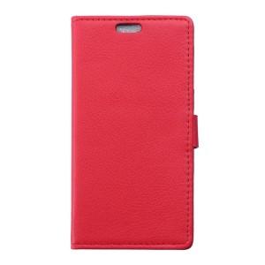 Huawei Y6 Pro - etui na telefon i dokumenty - czerwone