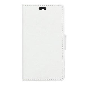 Huawei Y5 II - etui na telefon i dokumenty - białe