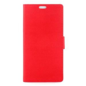 Huawei Y5 II - etui na telefon i dokumenty - czerwone