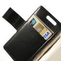 HTC Desire 200 Portfel Etui – CH Czarne