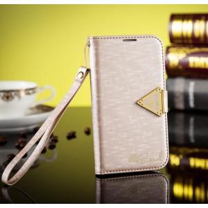 Samsung Galaxy S3 - etui na telefon i dokumenty - Leiers różowe