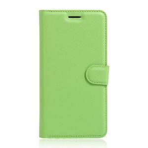 Motorola Moto G 4th Gen / Plus - etui na telefon i dokumenty - Kotelo zielone