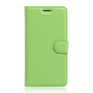 Huawei Honor 7 Lite - etui na telefon i dokumenty - Zielone