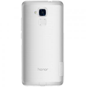 Huawei Honor 7 Lite - etui na telefon - Nillkin Transparentne