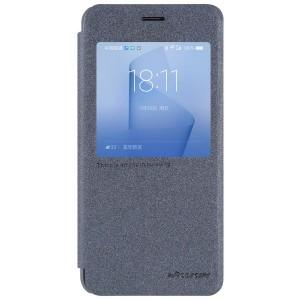 Huawei Honor 8 - etui na telefon i dokumenty - Nillkin Sparkle Czarne