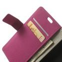 Huawei Ascend P7 Mini Portfel Etui – GG Różowy