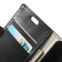 Huawei Ascend G6 4G Portfel Etui – CH Czarne